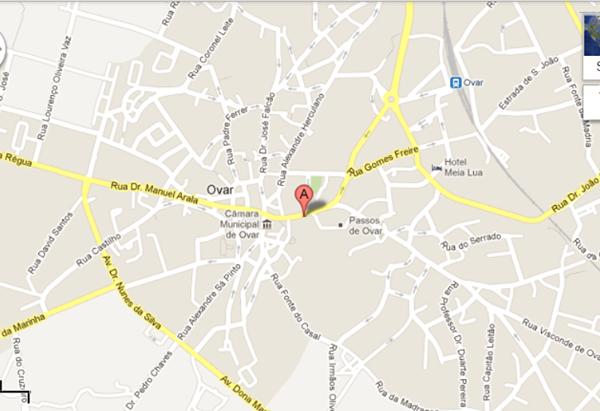aqs ovar google maps