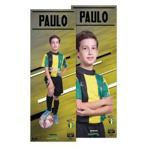 mega poster personalizado cortegaça - futpark